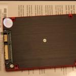 SATA3 Corsair fast SSD