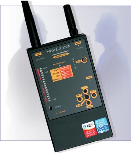 detector microfoane