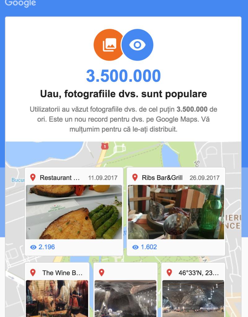 Google Maps Vizualizari Multe