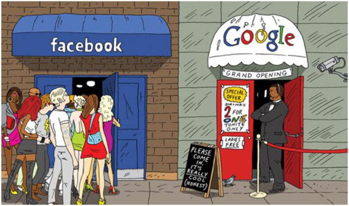 google-retea-sociala-nefunctionala