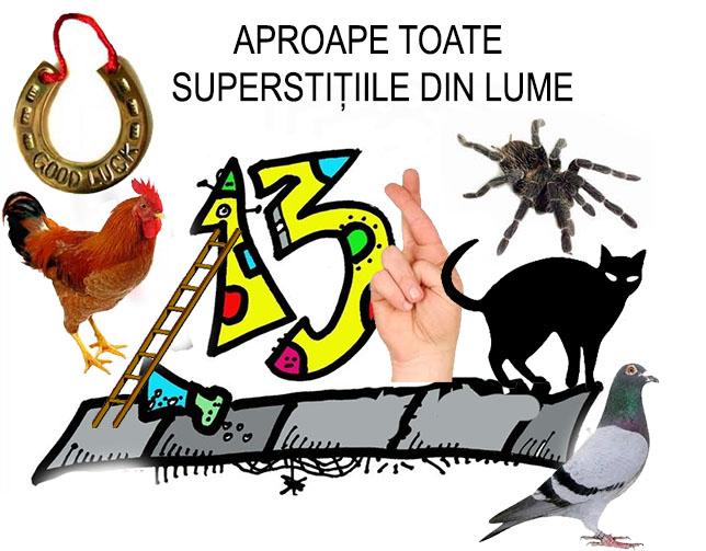 semne si superstitii, zicatori si magie